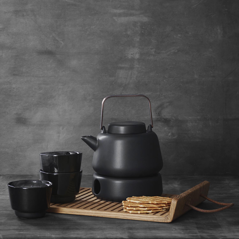 Plateau tea set