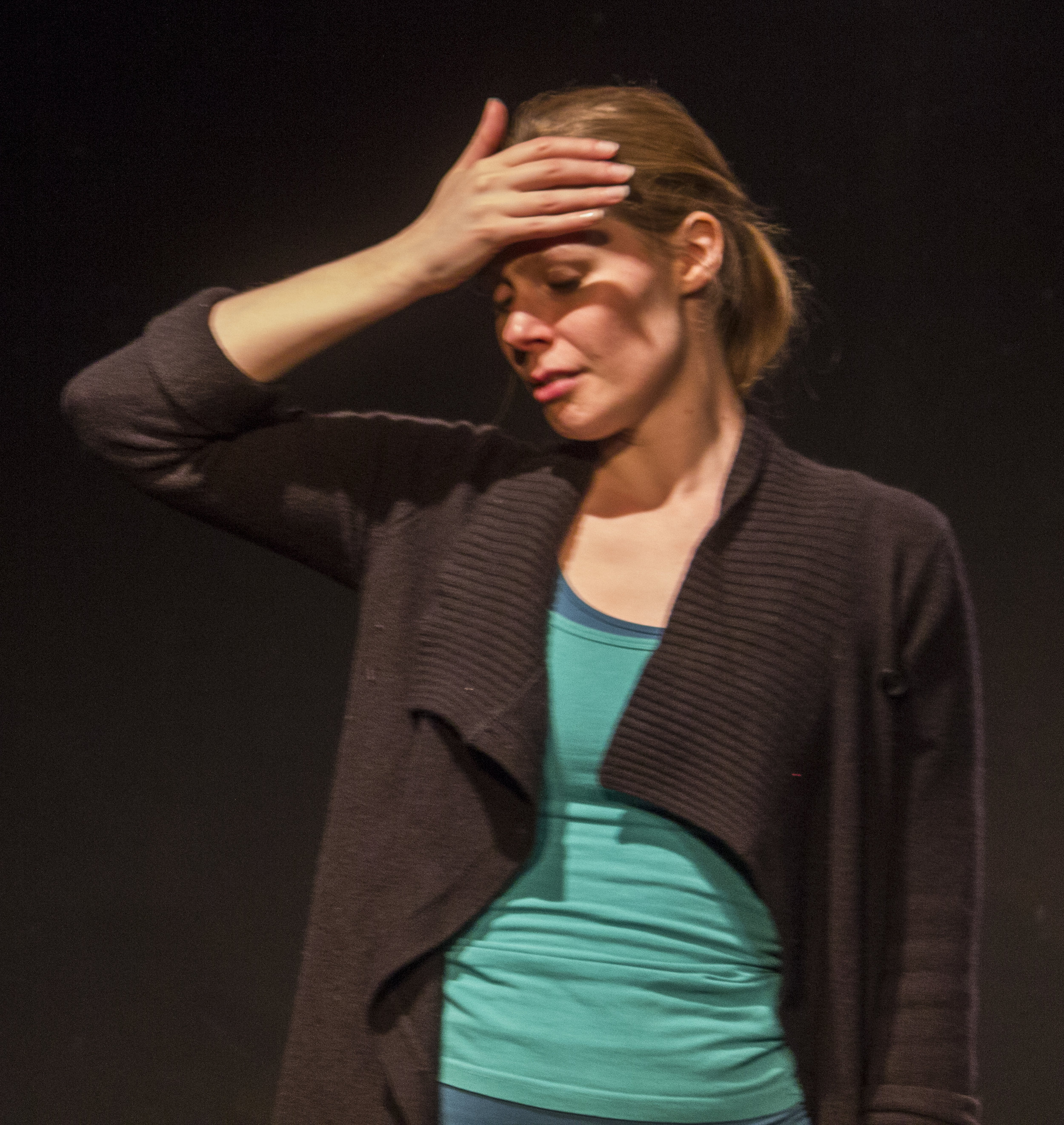 Kirsty in Normal/Madness (Fiona Geddes)