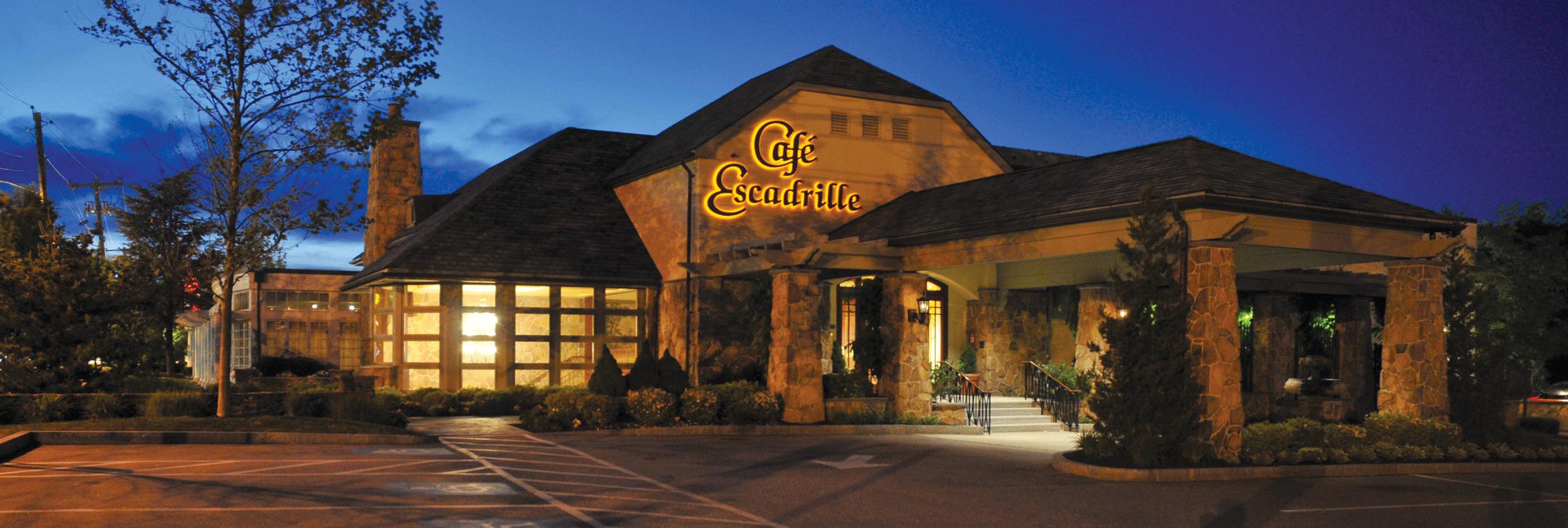 Cafe Escadrille logo