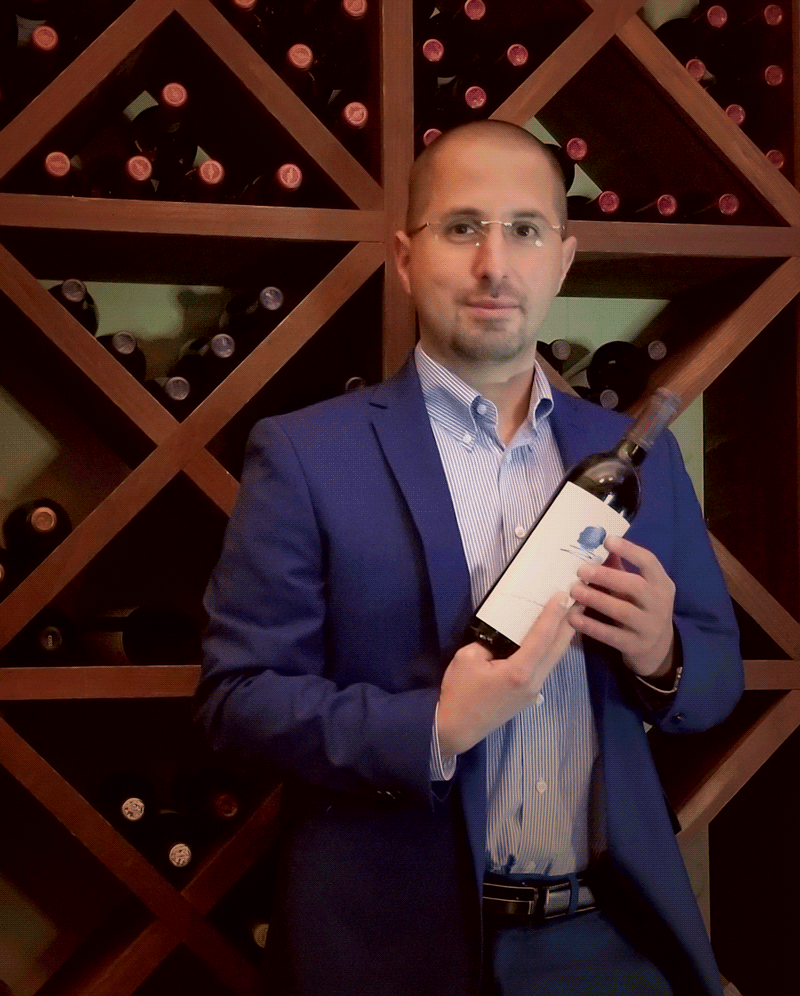 Click here  to learn more about our Wine Director