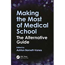 Adam Staten is a contributing author to this concise guide to medical school which offers an alternative path to developing a diverse set of academic and professional skills for a successful career in medicine.