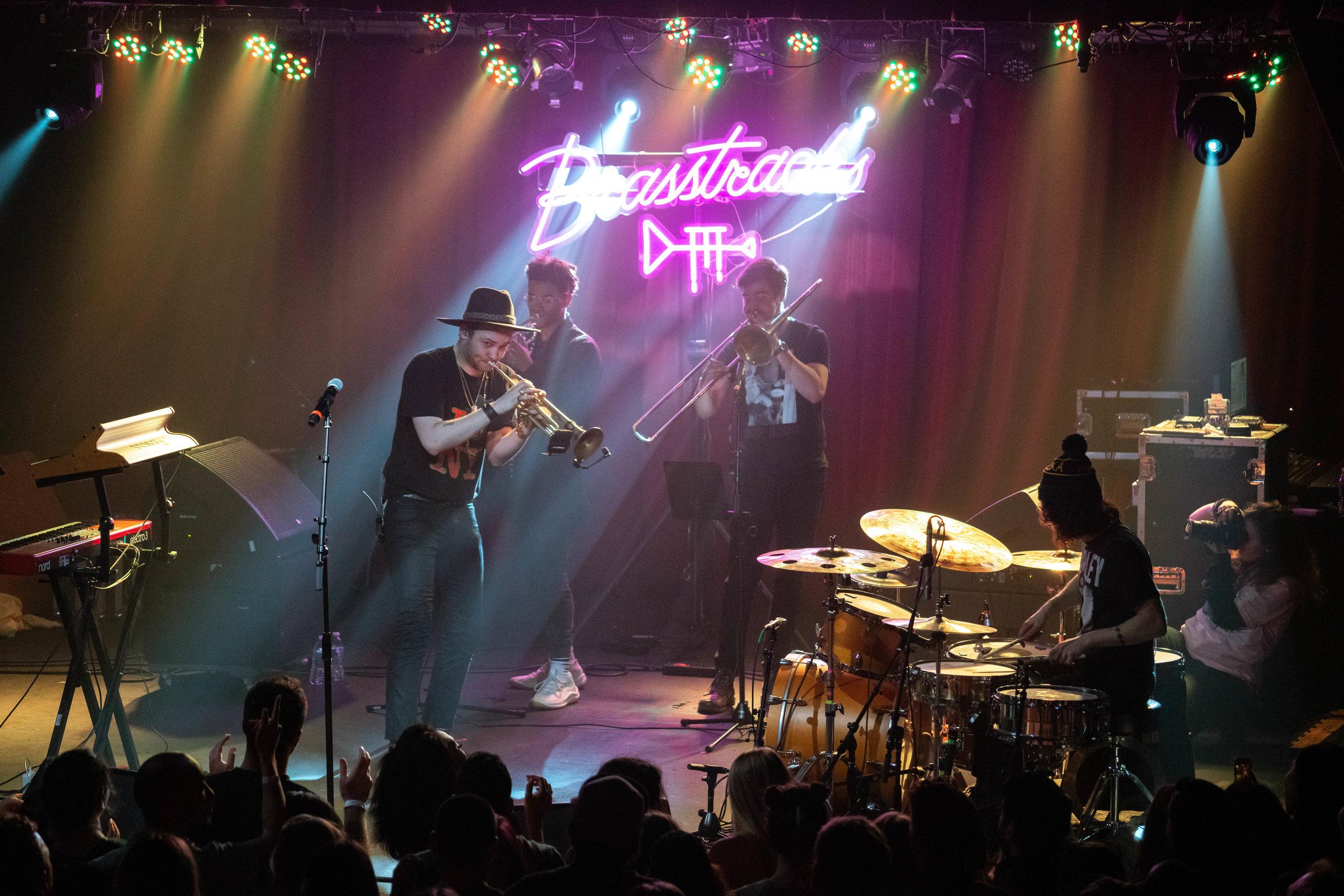 Brasstracks by Jason Habib