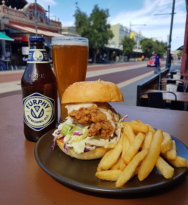The beginning of hot weather and sunny Sundays means it's time to find a new Sunday local 🍔🍺 Head down to The Meating Ground every Sunday for a $20 burger, fries and beer deal - along with other specials each week!
