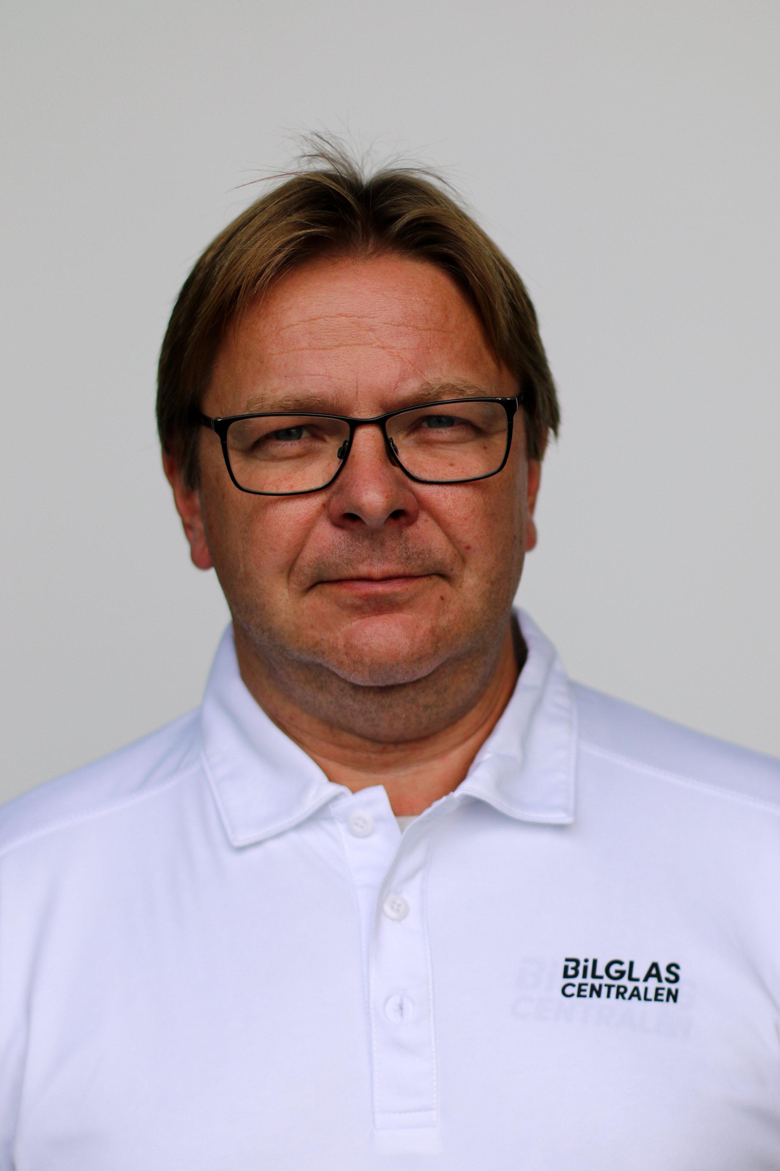 Lars Claesson - Glasmästare