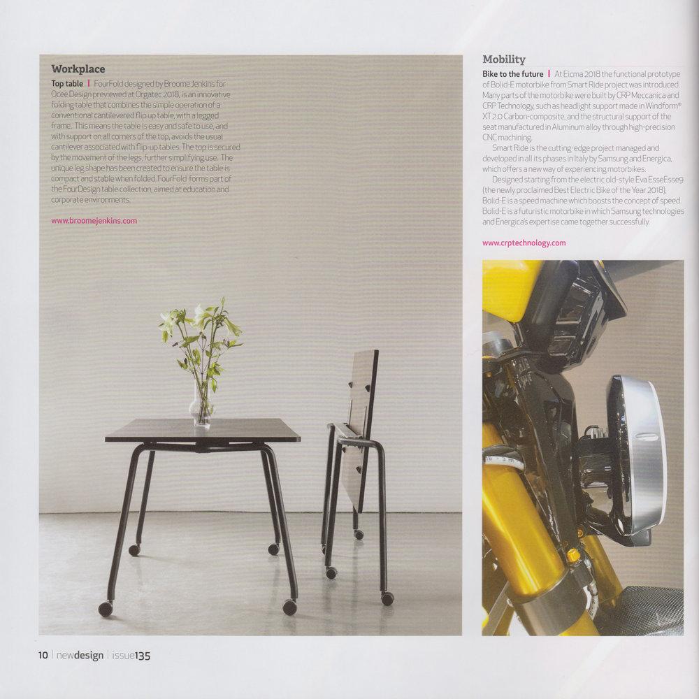 New Design Magazine Issue 135
