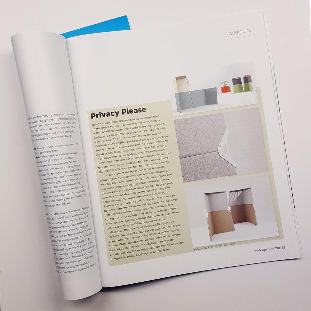 New Design Magazine Issue 130