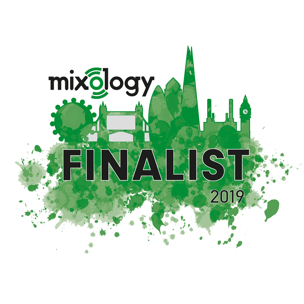 Mixology Awards Shortlist - Design Team of the Year - We are thrilled to have been shortlisted for Design Team of the Year 2019.
