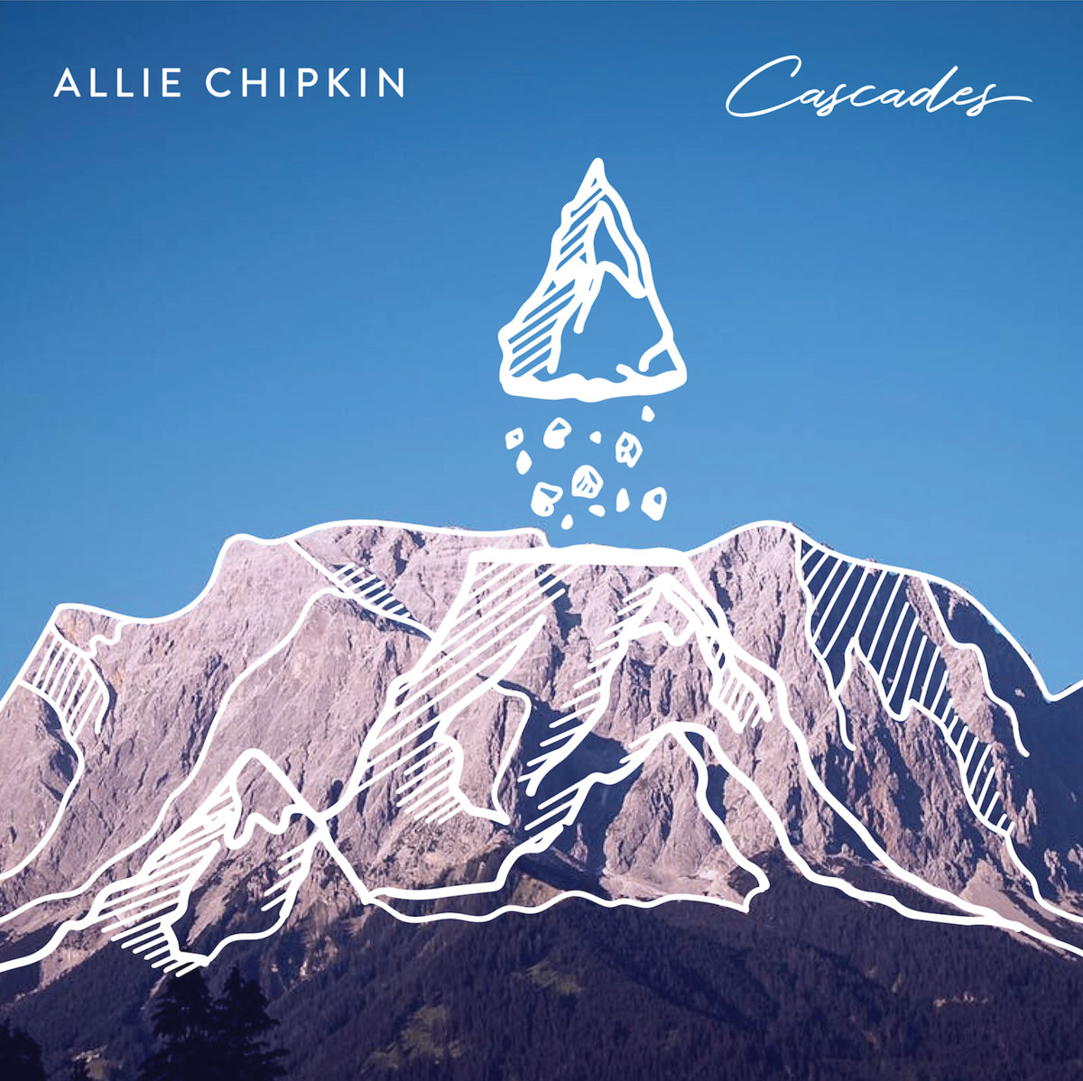 Allie Chipkin – cascades (2018) - Produced, Engineered & MixedPerformed: Drums & Percussion, Piano, Bass, Guitar