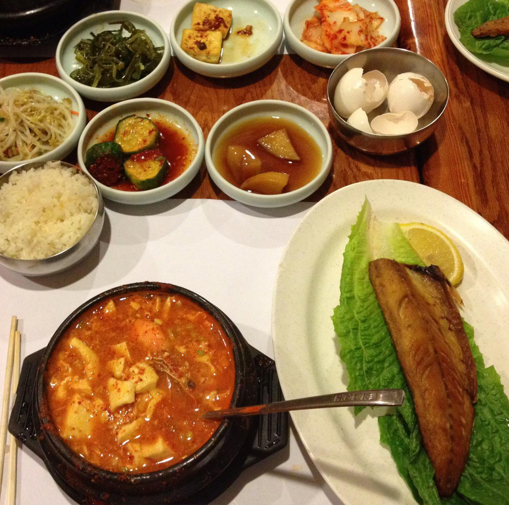 So Gong Dong Tofu House