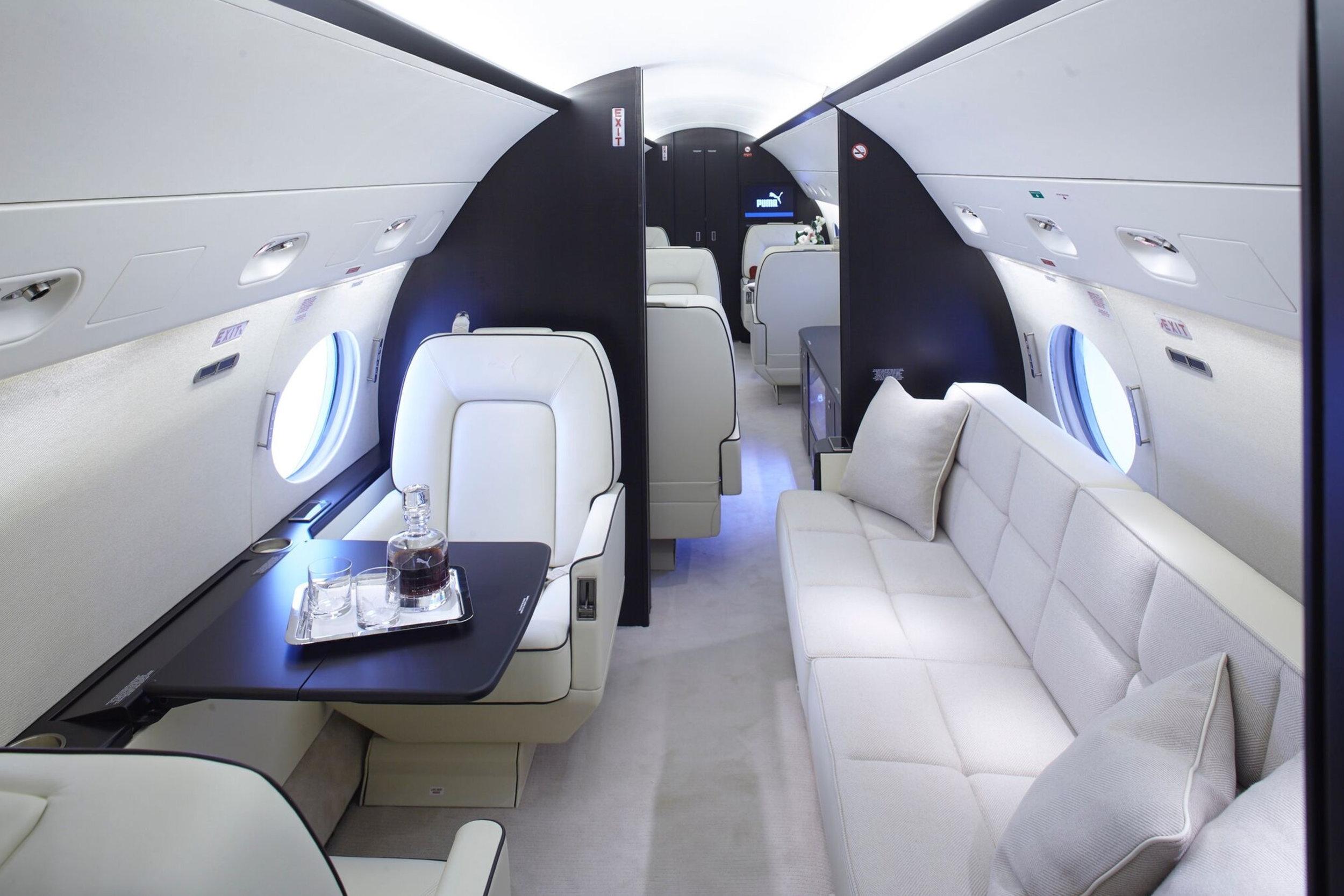 Puma Plane (C & CT Ventures)