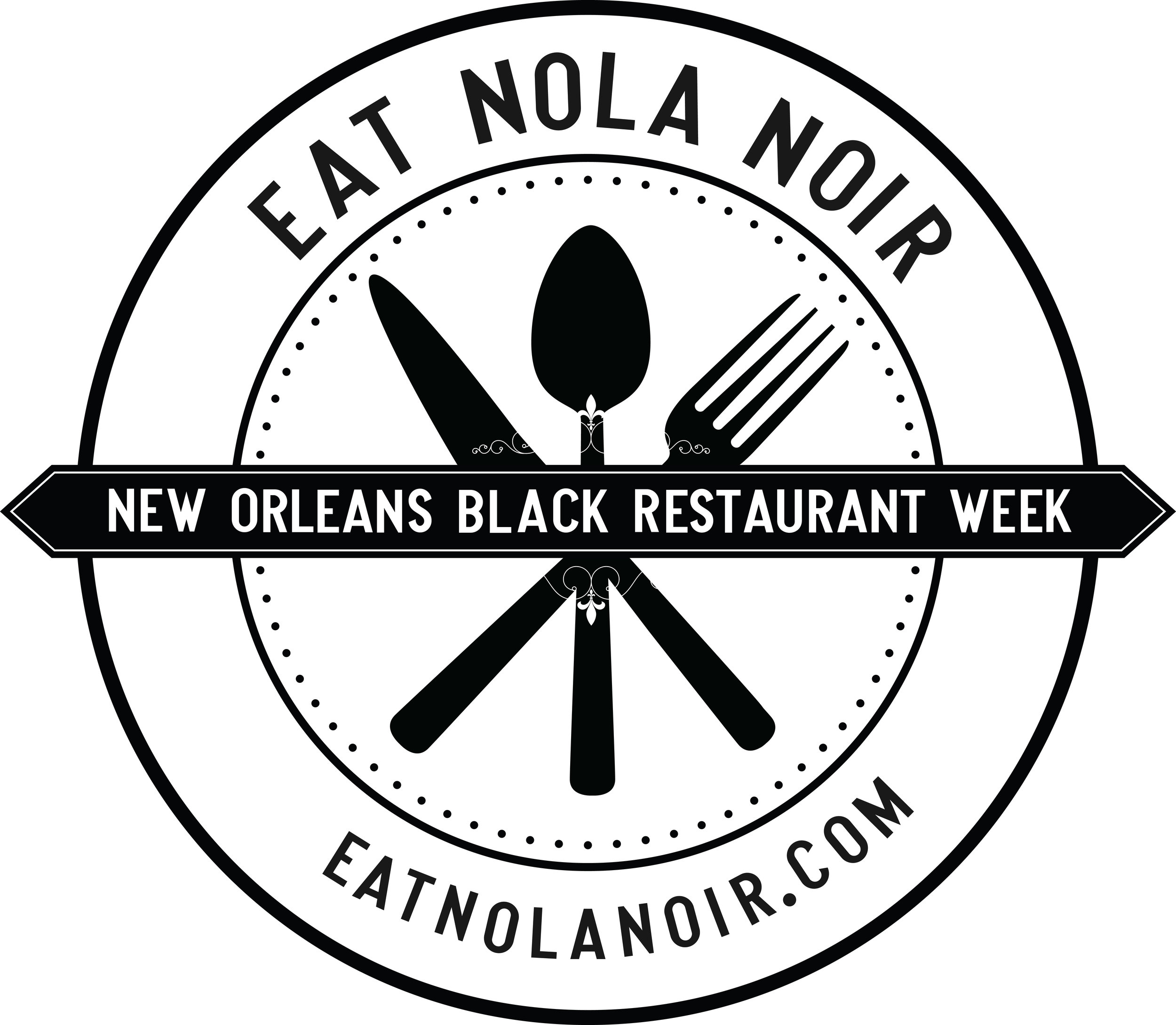 Purchase Official Eat NOLA Noir Gear