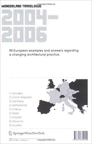 Wonderland travelogue 2004-2006, Springer Wien New York, october 2006, pp. 164-165