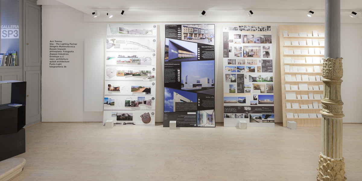 SP3 exhibition (Photo Marco Zanta)