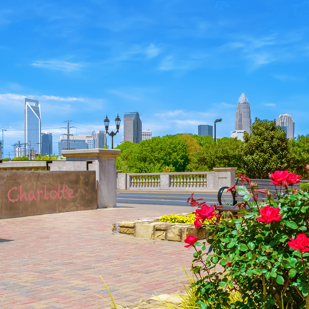Charlotte - The Queen City