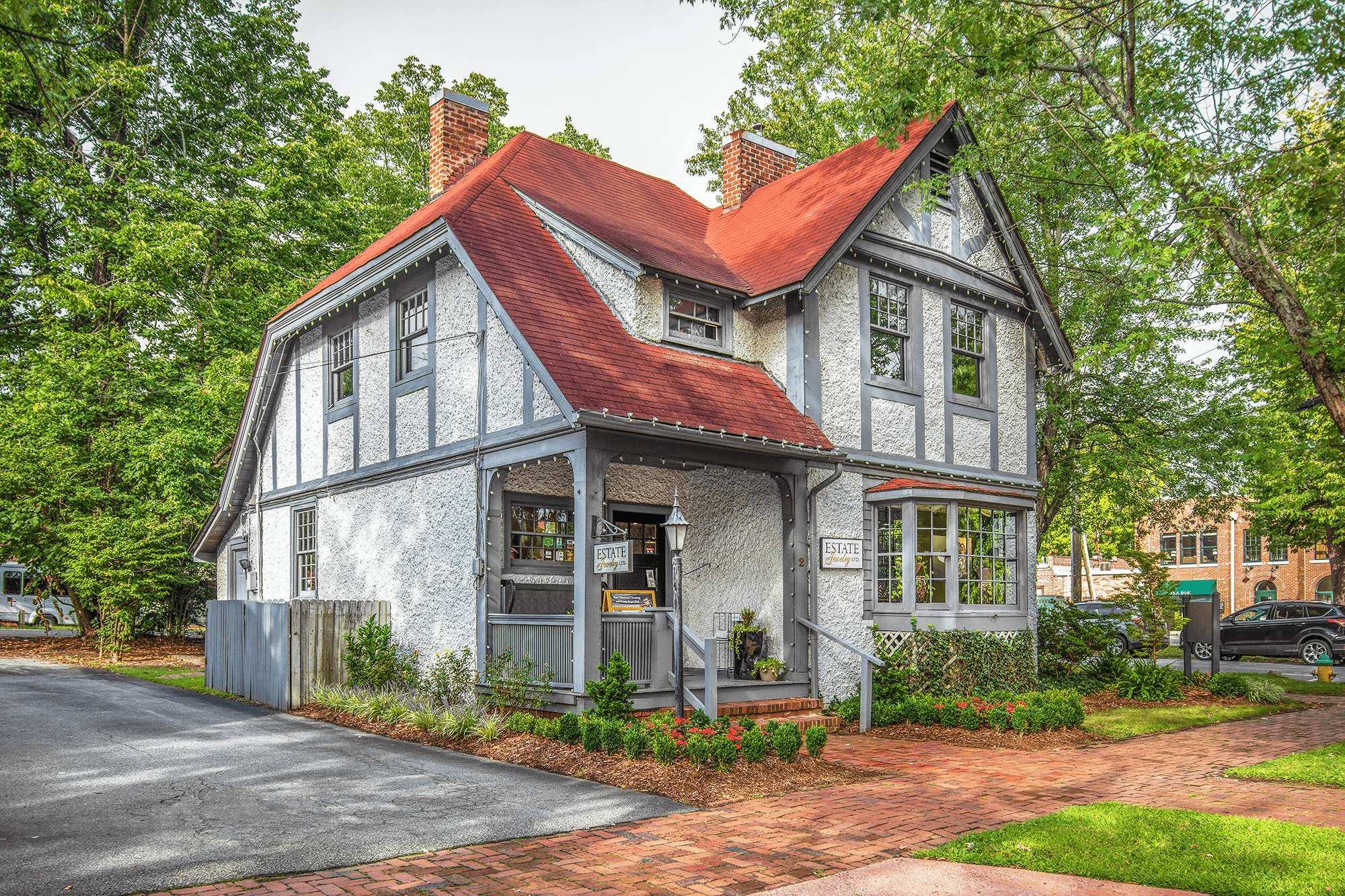 Historic Biltmore Village -