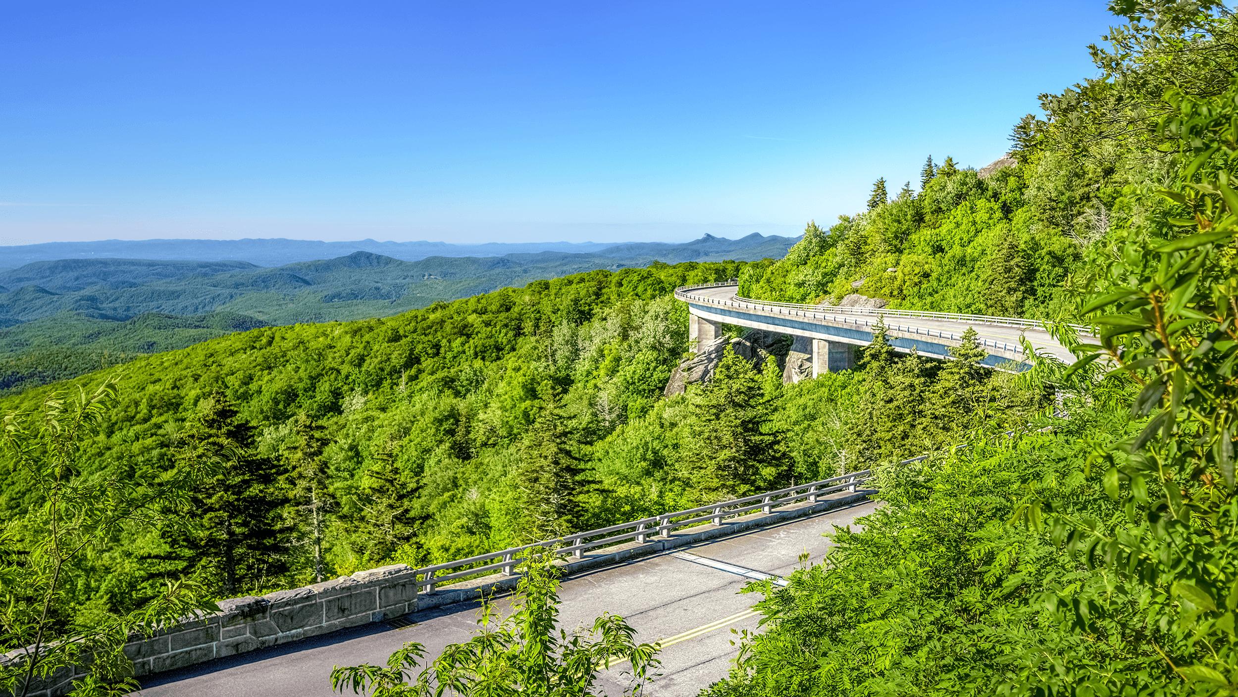 Blue Ridge Parkway -