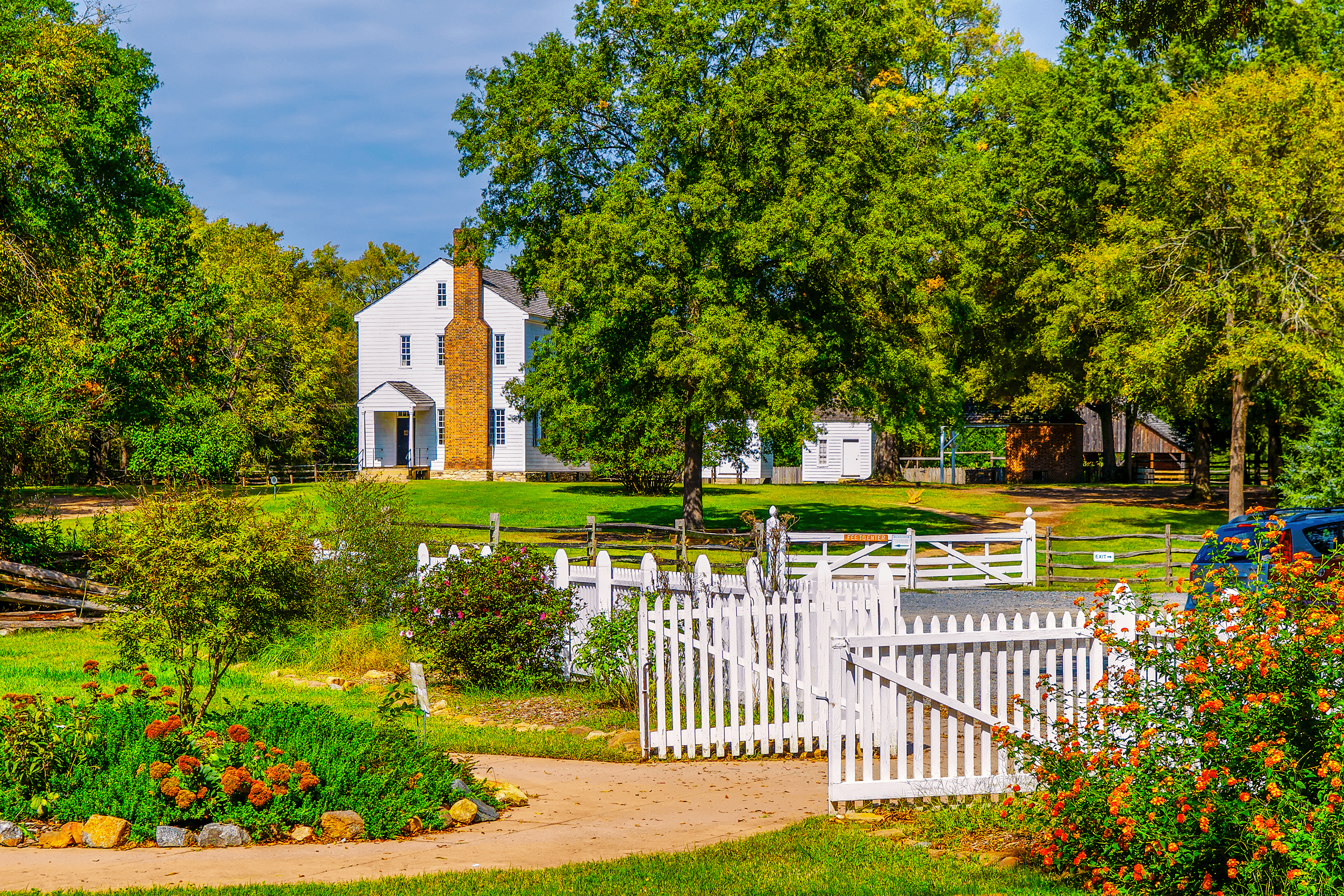 You may also want to visit the  Historic Latta Plantation House , which was built by James Latta around 1800. In the 1970s, after the  Latta House  had lain abandoned for over 20 years, a group of citizens recognized its historical and structural significance and rescued the dilapidated house, restored it and opened the  Latta House  to the public. In 1972 the  Historic Latta Plantation House  was included in the  National Register of Historic Places .
