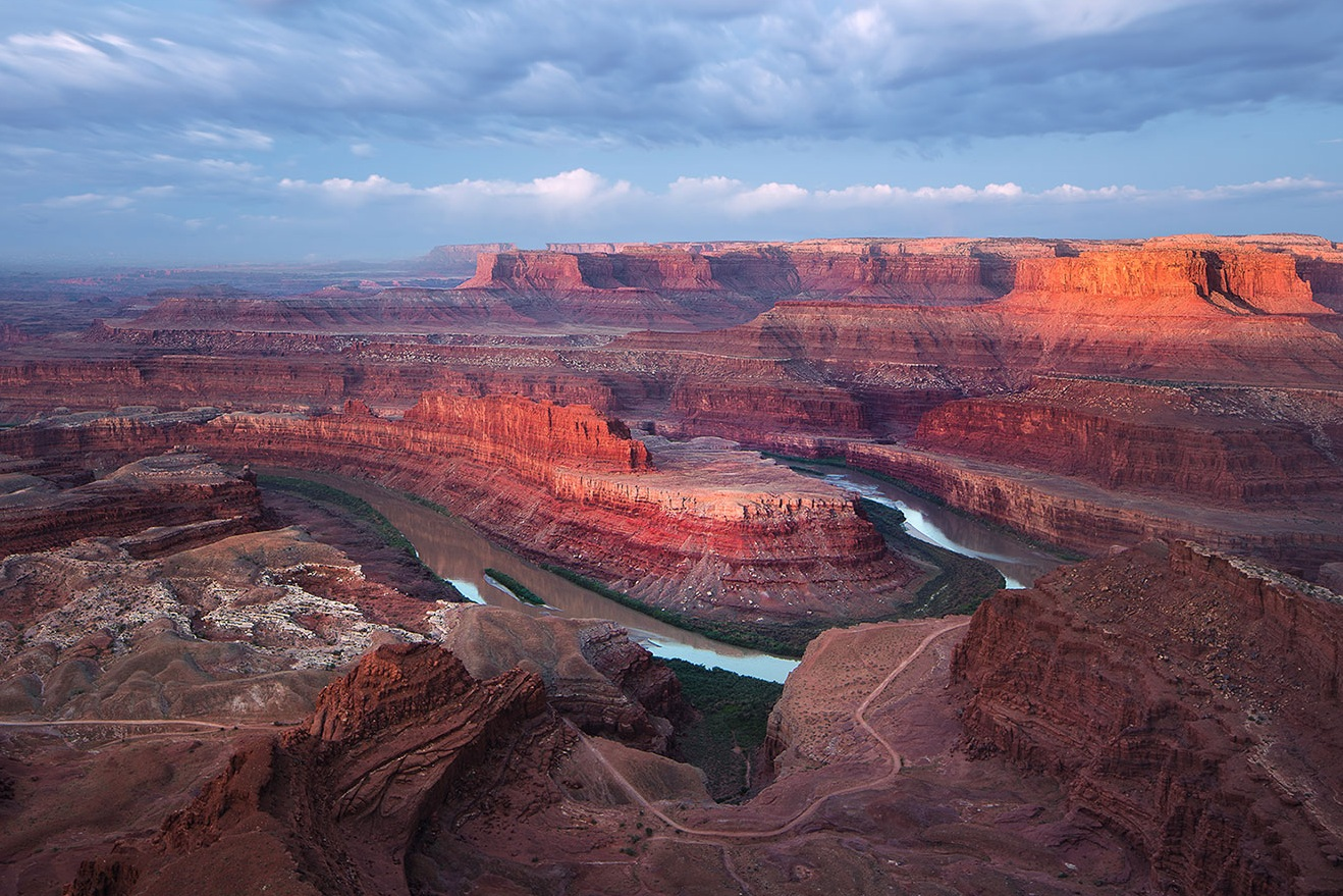Dead Horse Point - Dead Horse Point - with its iconic gooseneck of the Colorado River is a must see when visiting the Moab, UT area.
