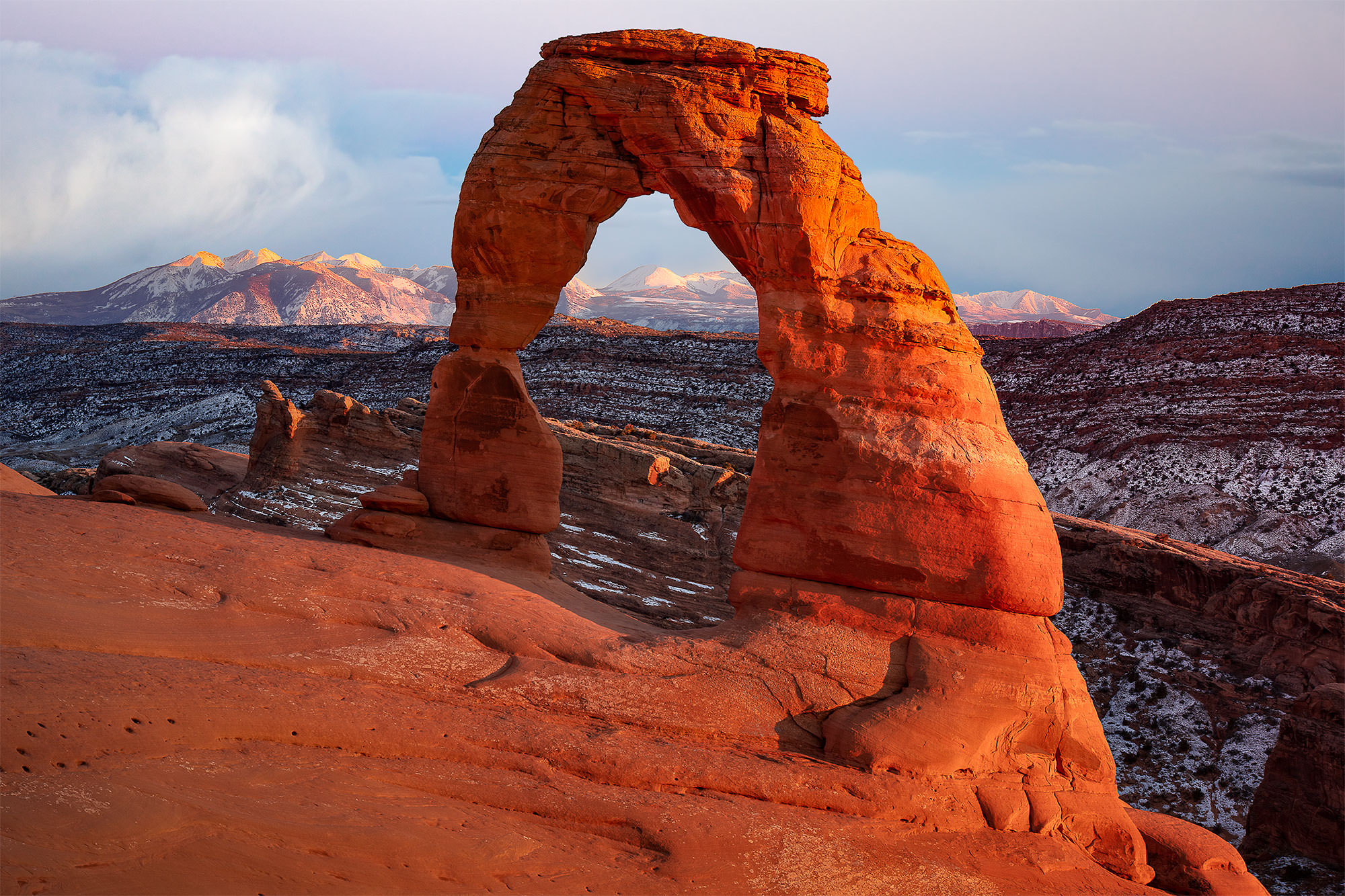 Delicate Arch - Arches National Park, UT