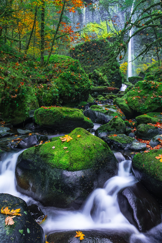 Elowah Falls - Columbia Gorge, OR