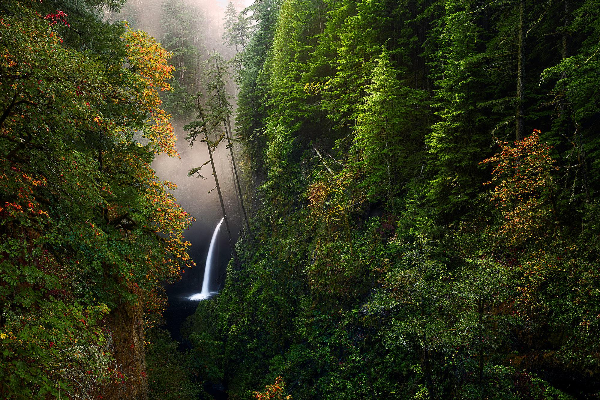 Metlako Falls - Columbia Gorge, OR
