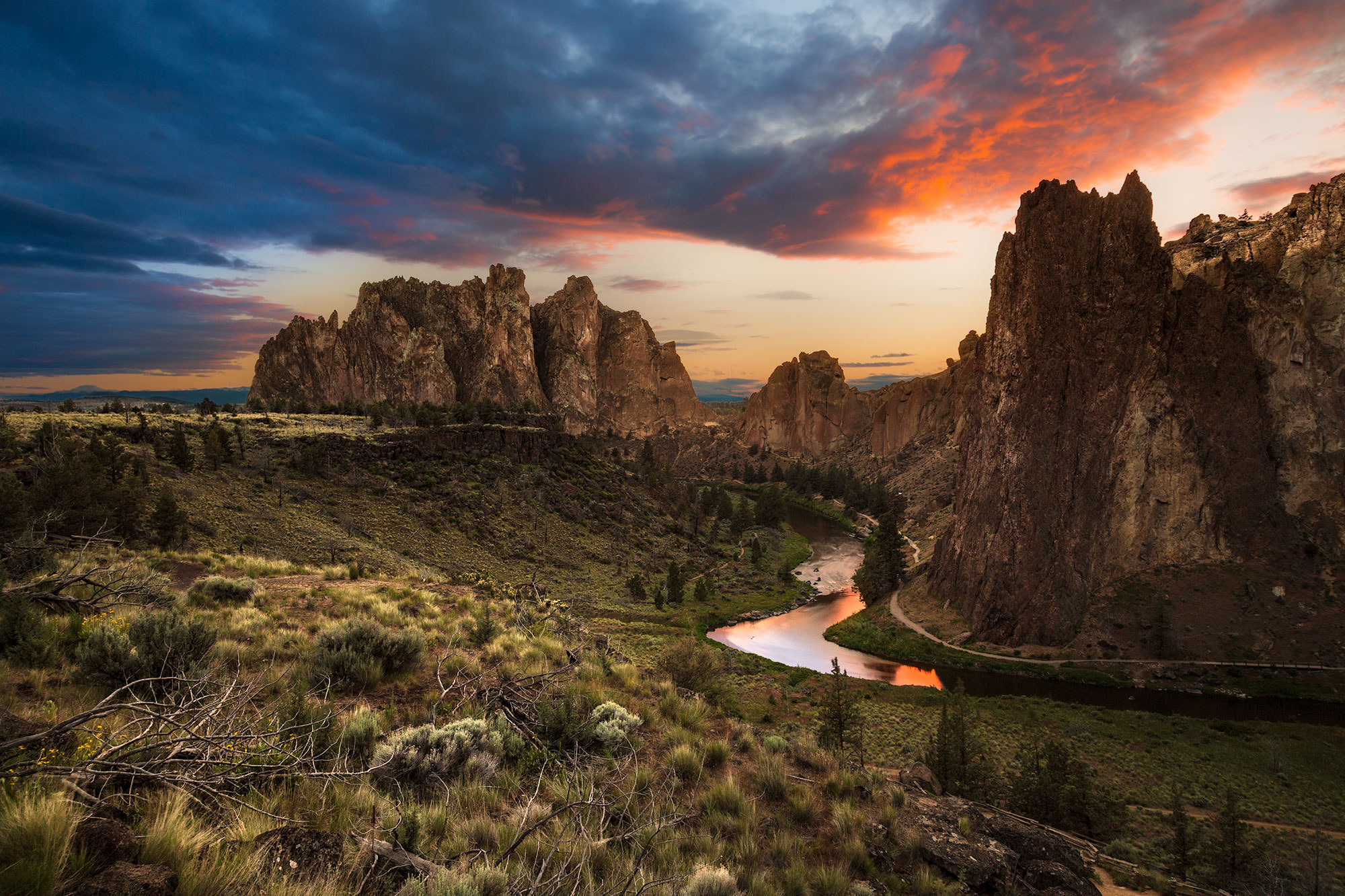 Smith Rock - Central Oregon