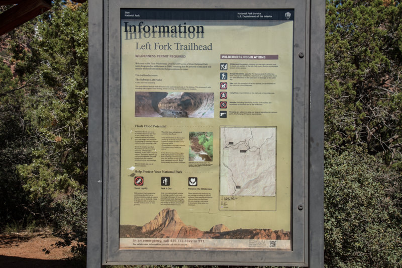 Copy of Information Sign