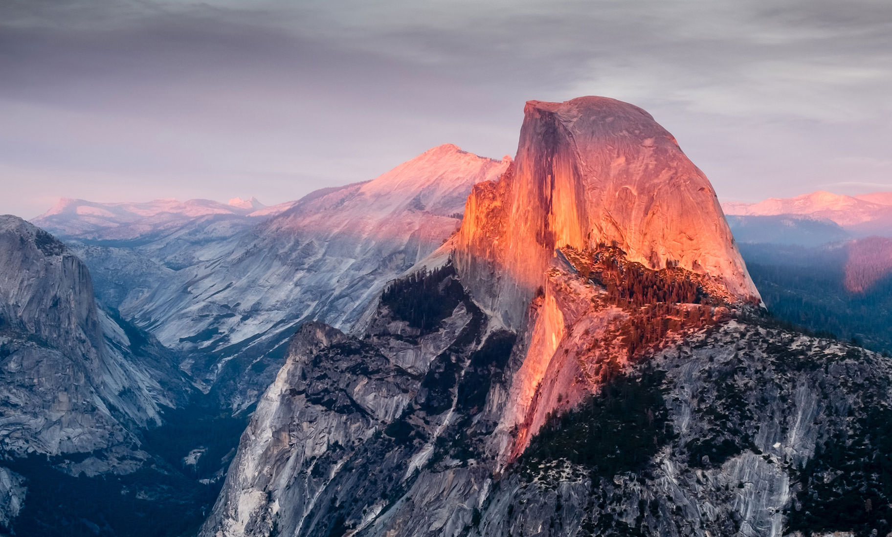 Glacier Point - Yosemite National Park, CAImage by Madhu Shesharam