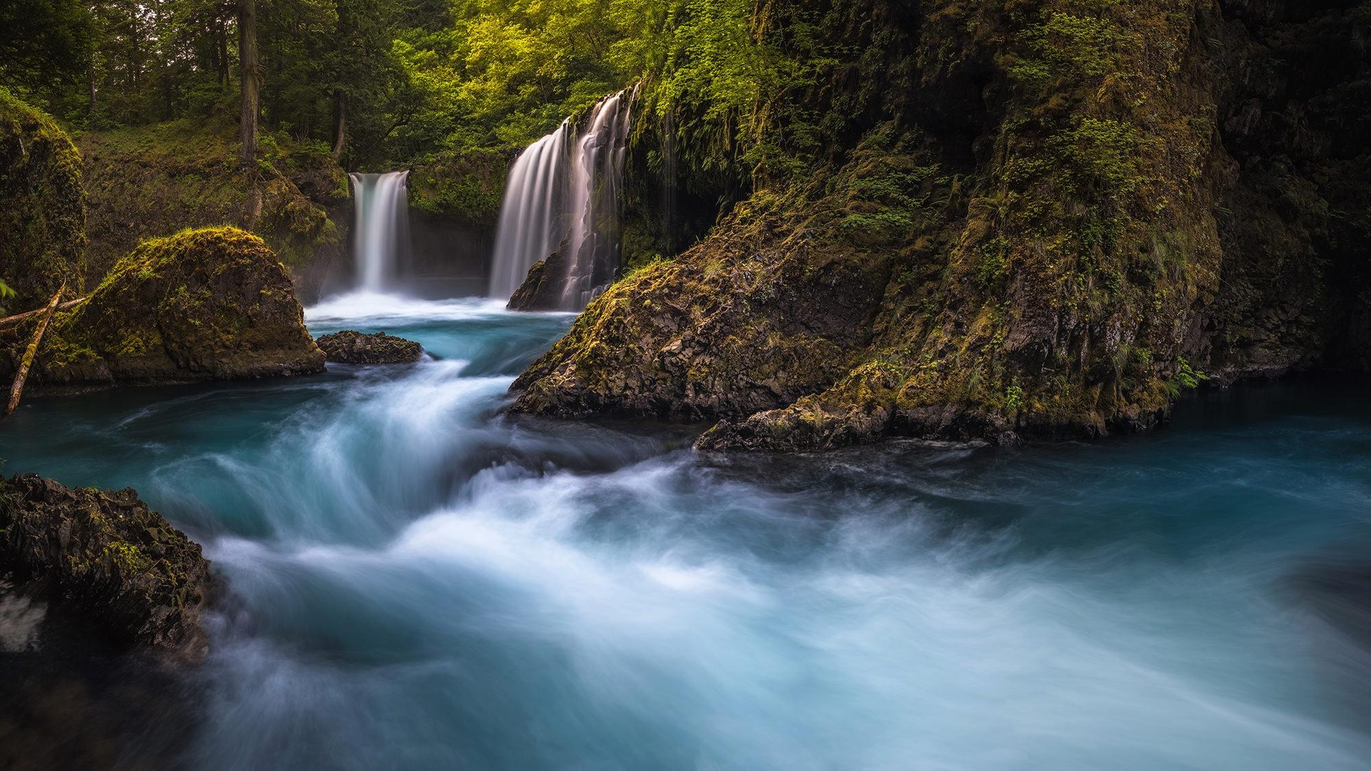 Spirit Falls - Columbia Gorge, WA