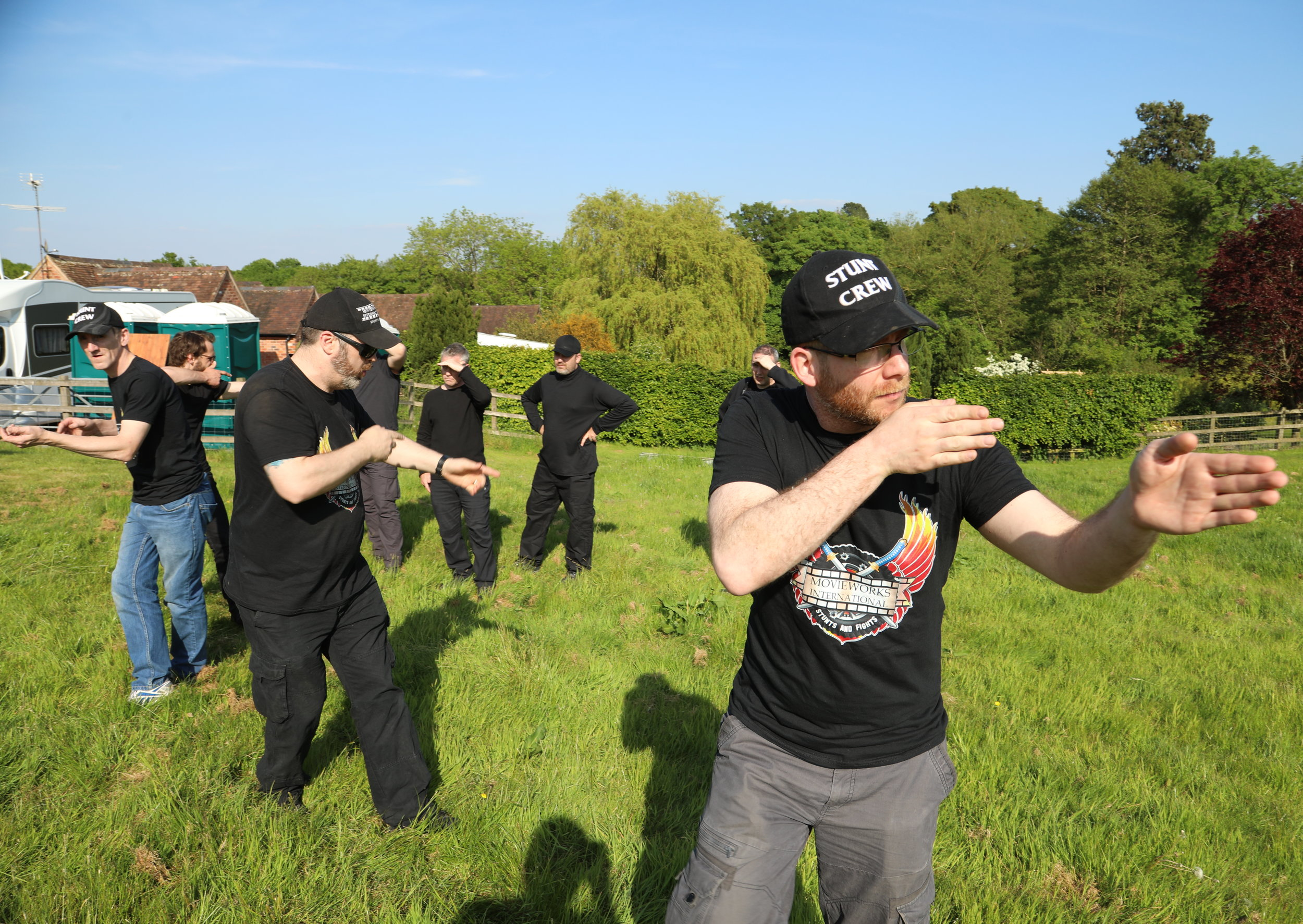 Weapons training Off Grid