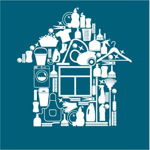 День 19 - Не все любят убираться в доме, однако процесс этот очень важен и нужен. Никто ведь не хочет жить в пыли?