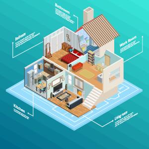 День 25 - Интересно ли вам посетить зарубежный дом? Как его обустроили, сколько комнат в нем имеется? Сегодня мы обсудим эту информацию вместе с вами.
