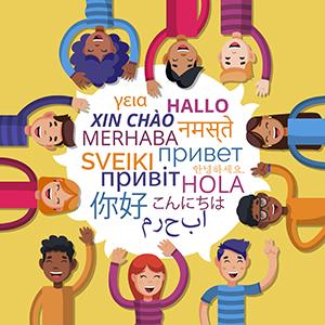 День 28 - Ученики по обмену, это всегда так волнительно! Сколько новых культур мы узнаем через них? А сколько новых языков и неизвестных слов мы услышим?