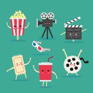 День 30 - Мы все любим смотреть фильмы. Много ли вы знаете слов, когда речь заходит об киноискусстве? Давайте выясним!
