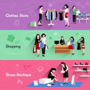 День 32 - Сколько же на свете существует магазинов. Здесь тебе и продуктовый, книжный, обувной и еще множество других. Ну так что, поговорим об этом?