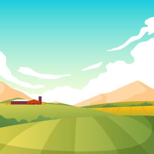 День 34 - А бывали ли вы когда-нибудь на ферме? Там наверняка очень много животных, и целая сотня различных задач. Быть фермер нелегко, но проводить свое время на свежем воздухе безумно приятно!