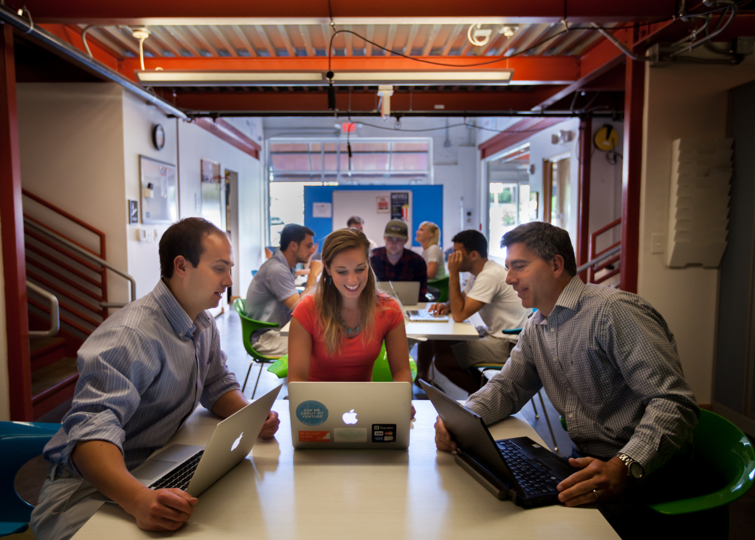 Launch Co-working Space