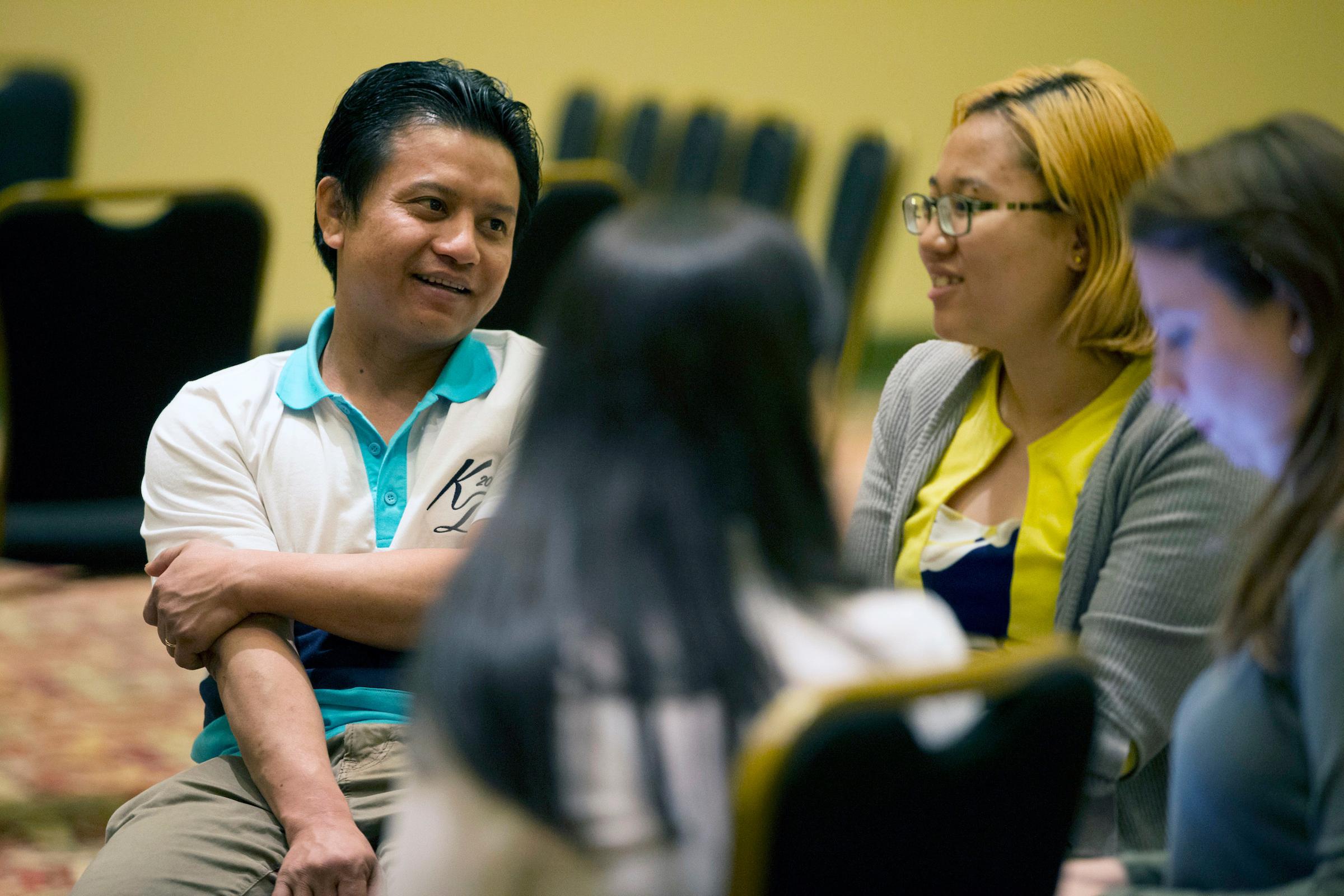 Building Integrated Communities Forum