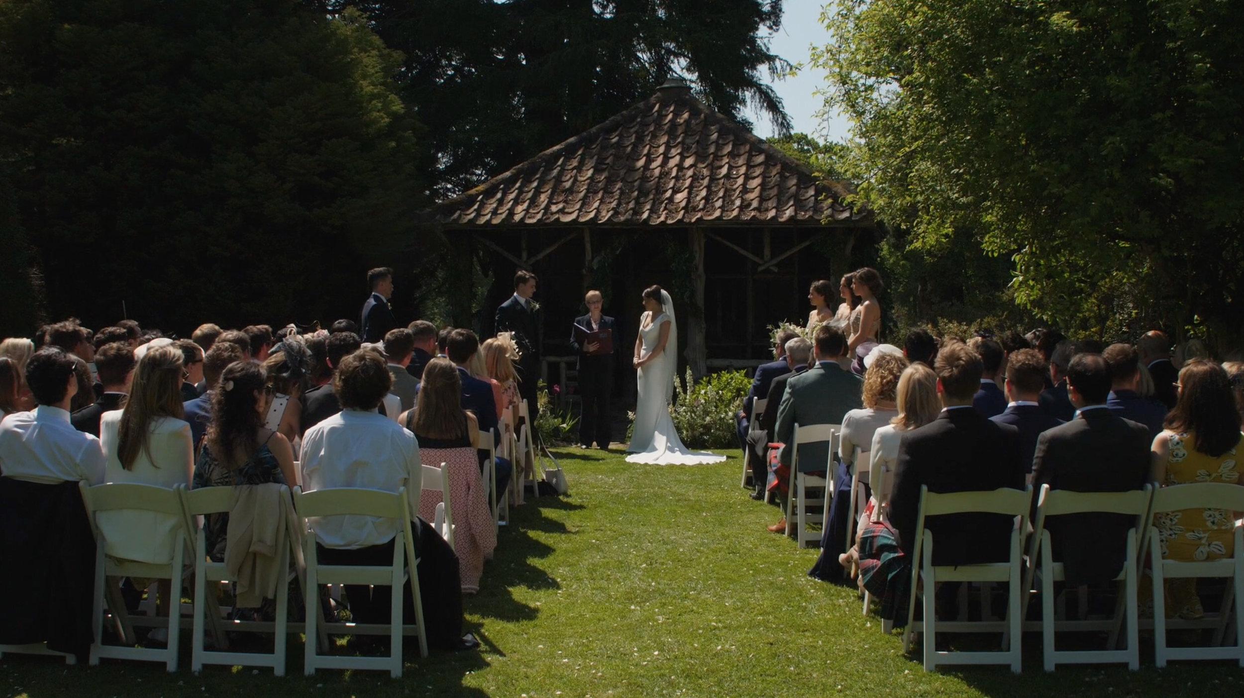 The Ceremony - Incredible Indoor & Outdoor Options