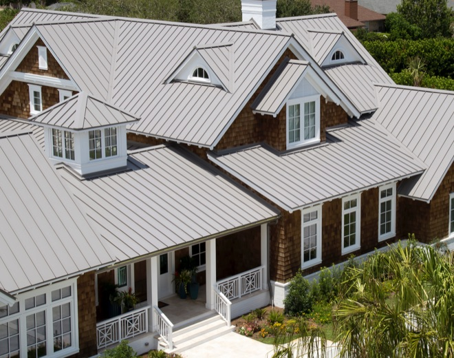 Top 5 Selling Points - The next time you're face to face with a homeowner who may be interested in a metal roof or could benefit from a metal roof, keep these selling points in mind.