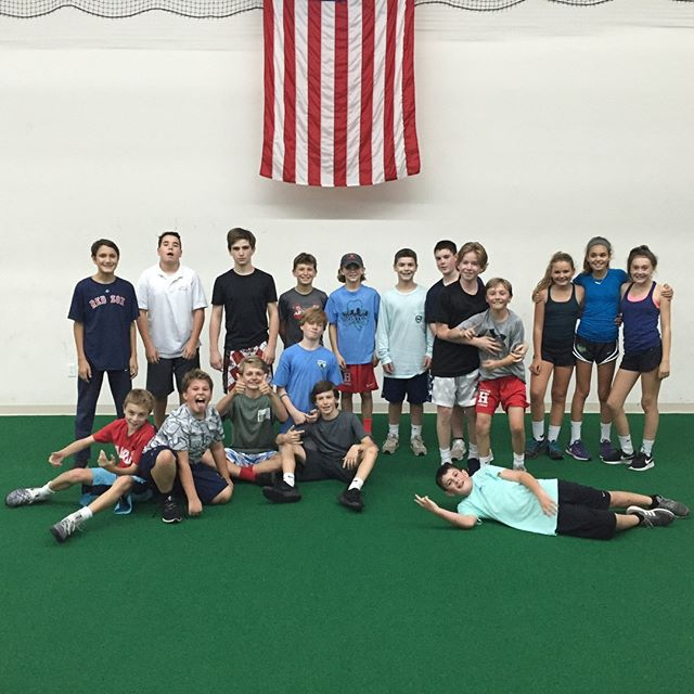 """We always work hard, but we never forget to have a good time while doing it."" -Coach Murph . . . . . . #boostsportsperformance #boostnation #coachmurph #sportsperformance #sportstraining #strengthtraining #conditioning #strengthandconditioning #springsports #cohasset #hingham #norwell #scituate #hull #rockland #hanover #plymouth #duxbury #kingston #weymouth #pembroke #southshorema #football #soccer #baseball #golf #rugby #basketball #hockey #workhardplayhard"