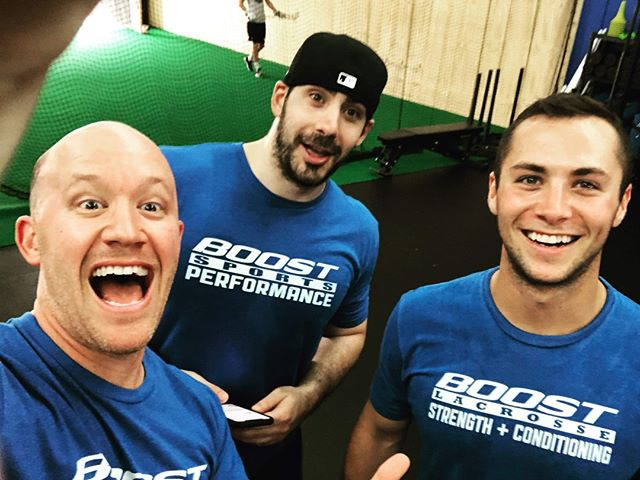 When all the coaches where the same shirt you GOTTA take a pic! 👕  #boostsportsperformance #boostnation #coachmurph #sportsperformance #sportstraining #strengthtraining #conditioning #strengthandconditioning #southshorema #football #soccer #baseball #golf #rugby #basketball #hockey #lacrosse #trackandfield #workhardplayhard #collegeathelete #collegeathletics #summergoals #preseason #collegecommits #collegesports #collegetraining #gymmotivation #studentathlete
