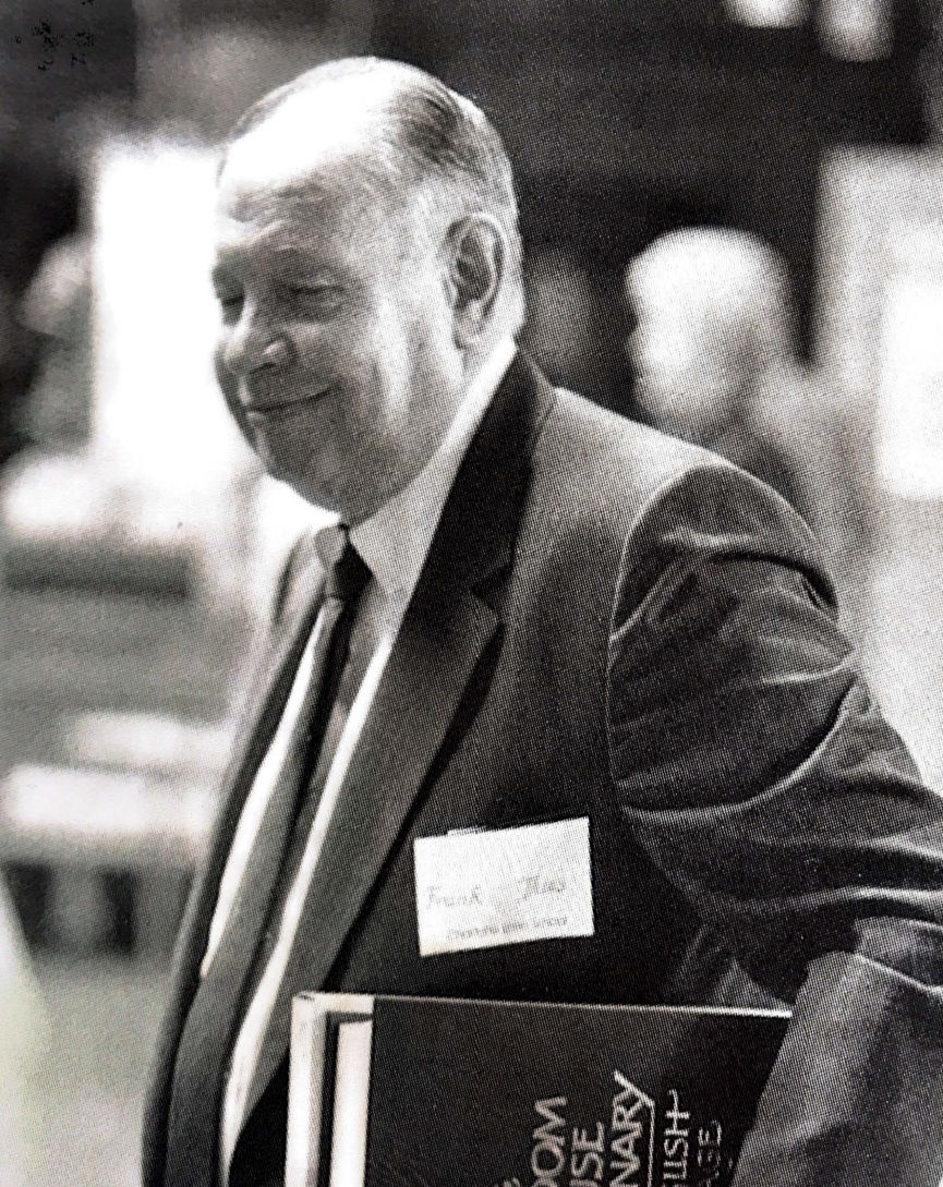 Frank R. Thies, Jr., Chairman of Latin's Founding Board of Trustees