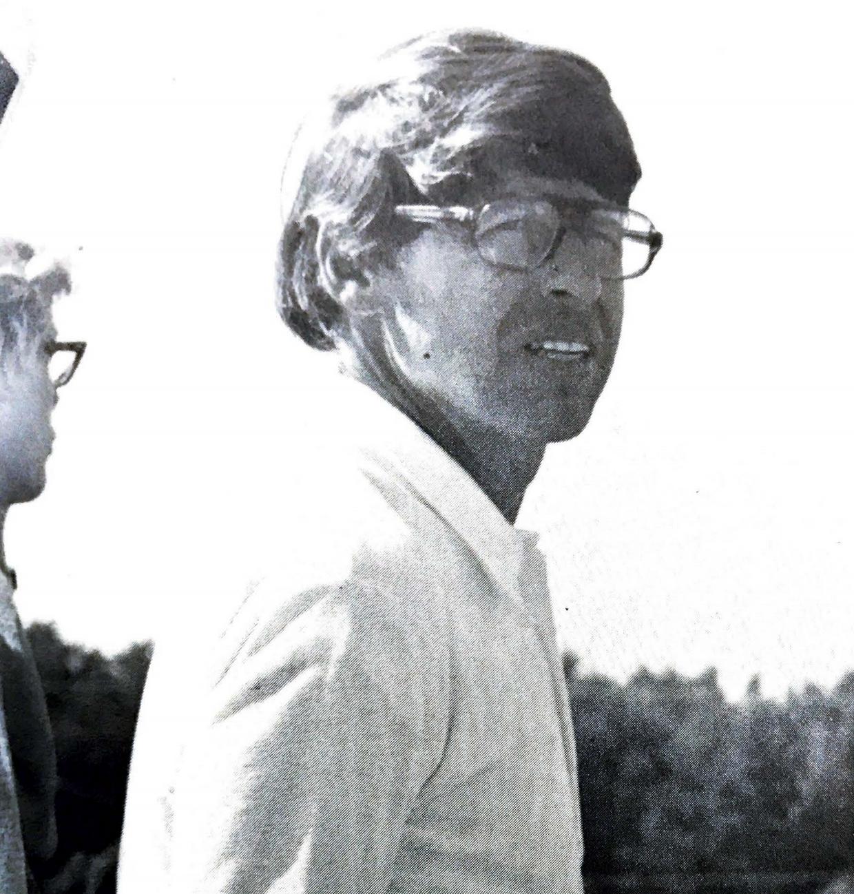 Coach Bob Patten