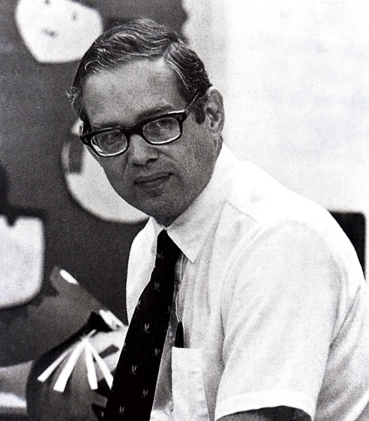 Dr. Edward J. Fox, Jr.