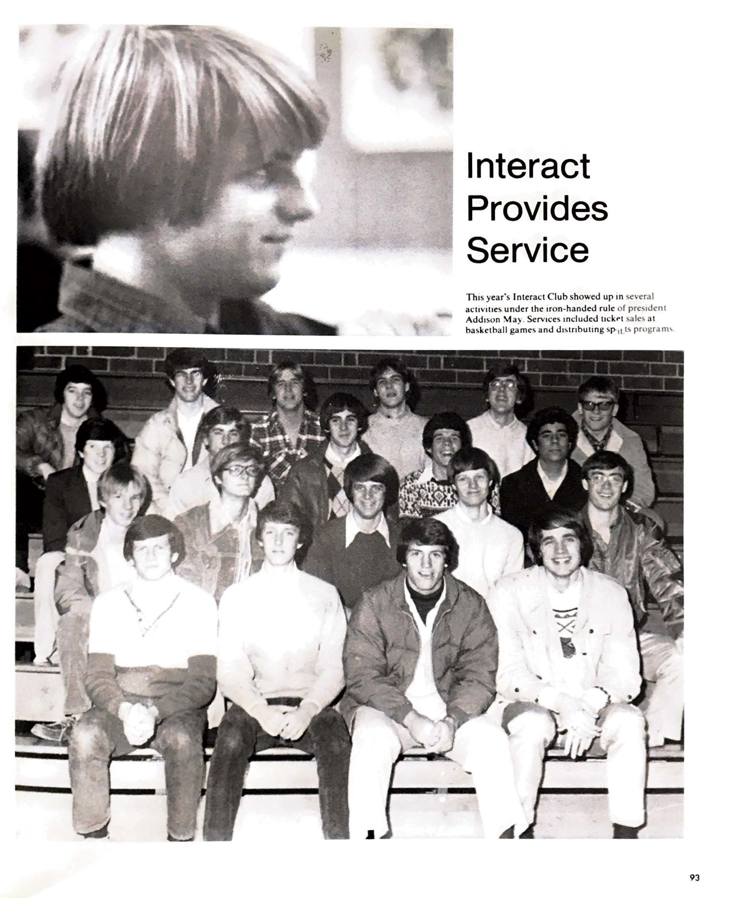 1978 Interact Club