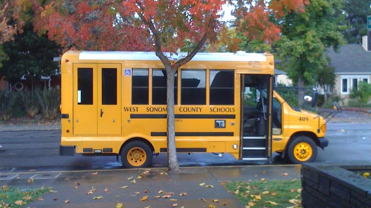 Special Education — Schoolbusing.org