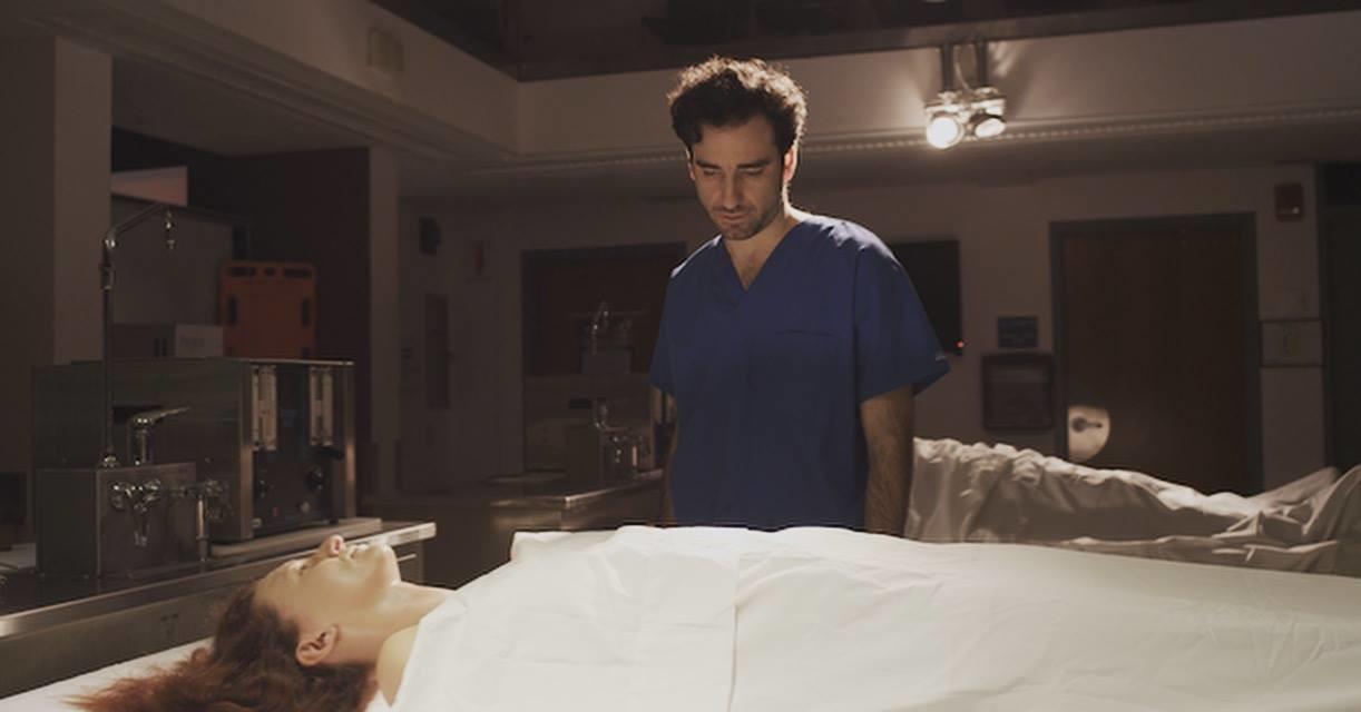 Steve and the Dead Girl