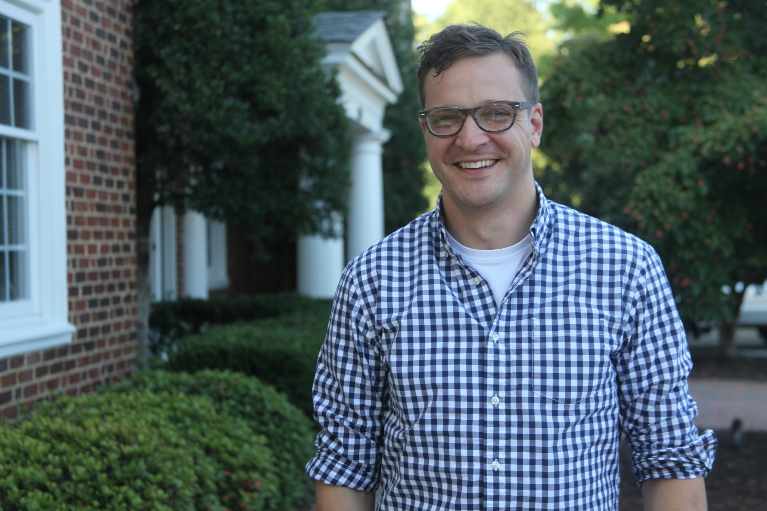 Corey Widmer, Lead Pastor, Third Church