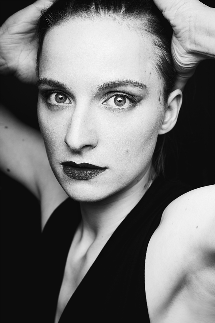Aurélie Raidron - Agence Poltred - portrait
